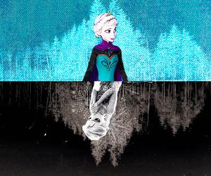 frozen, elsa, and beautiful image
