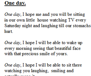 laughing, one day, and you image
