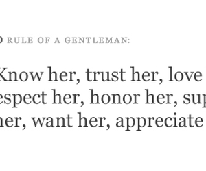 gentleman and rule image
