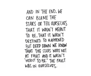 quote and the fault in our stars image