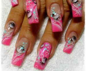 inspiration, nail, and nail art image