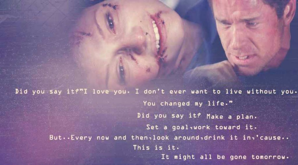 Grey\'s Anatomy favourite Quote saddest scene on We Heart It