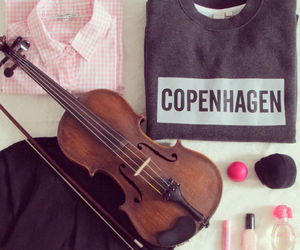 copenhagen, music, and outfit image