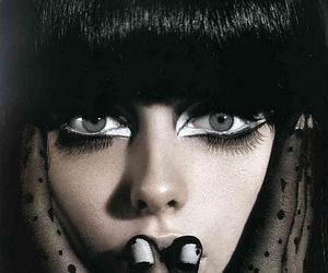 eyes and goth image