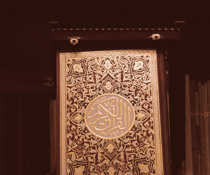 holy, islam, and quran image