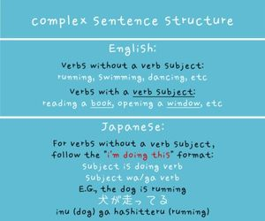 english, learn, and japanese image