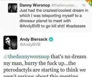 music, black veil brides, and danny worsnop image