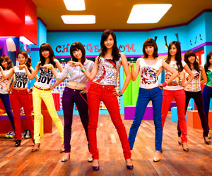 snsd, gee, and girls generation image