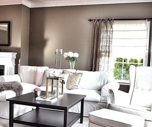 home, house, and livingroom image