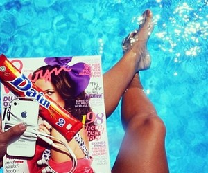 summer, iphone, and legs image