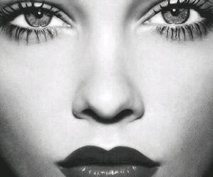 model, eyes, and barbara palvin image