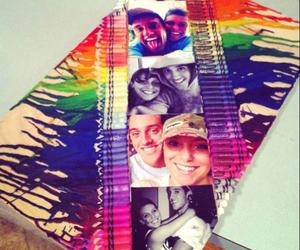 diy, crayon, and love image