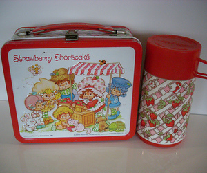 80's, strawberry shortcake, and toys image