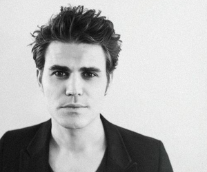 paul wesley, tvd, and boy image