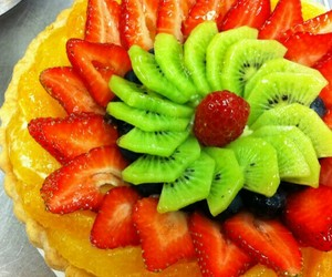 food, FRUiTS, and pie image