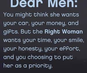 quotes, men, and woman image