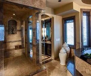 master bathroom image