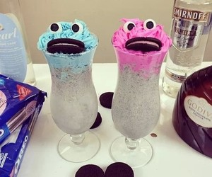 oreo, food, and drink image