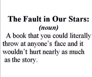 book, funny, and hurt image