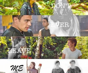 divergent, narnia, and tfios image