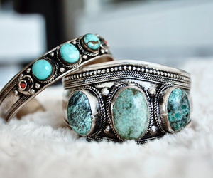blue and jewels image