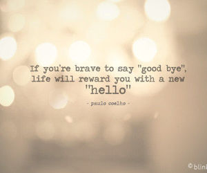 quote, hello, and life image