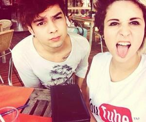 youtubers, juana martinez, and juan pablo jaramillo image