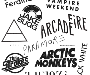 30 seconds to mars, arcade fire, and arctic monkeys image
