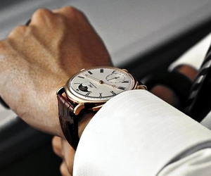 watch, luxury, and man image