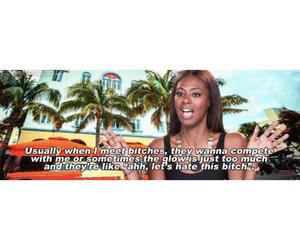 gif, Miami, and bad bitch image