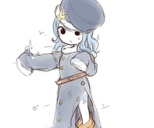 fairy tail, anime, and juvia image