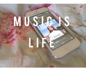 music, life, and lana del rey image