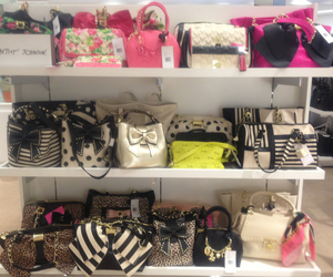 betsey johnson, fashion, and heart it image