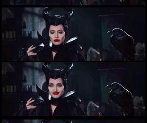 Angelina Jolie, angelina, and maleficent image