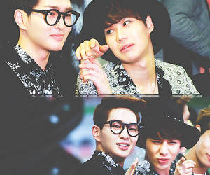 couple, Onew, and lee taemin image