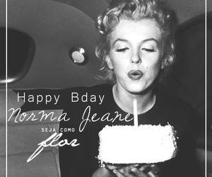 Marilyn Monroe and norma jeane image