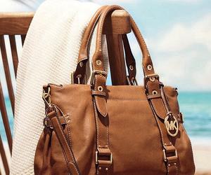bag, Michael Kors, and mk image