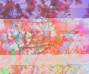 glitch, background, and edit image