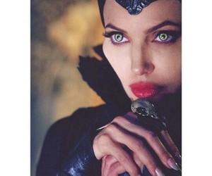 Angelina Jolie, disney, and malévola image