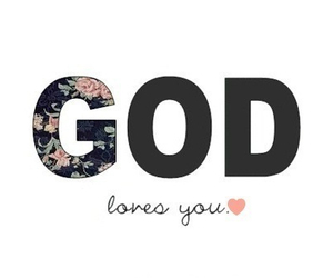 god, love, and you image