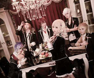 cosplay, diabolik lovers, and anime image