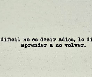 frases, bye, and quote image