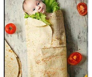 baby, boy, and food image