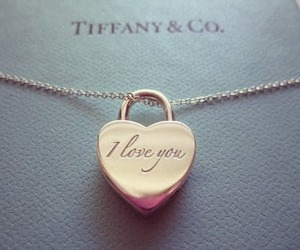 necklace, tiffany, and accessories image