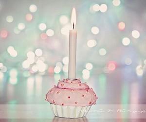 cupcake and pink image