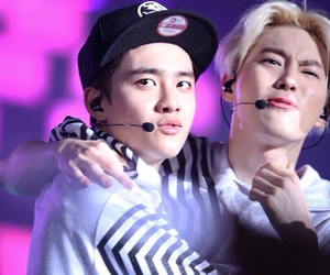 do, exo, and suho image