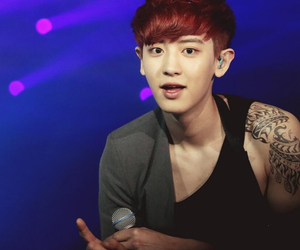 exo, Hot, and tattoo image