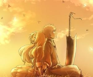 anime, love, and bleach image