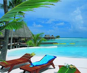 beach, beautiful, and inspire image