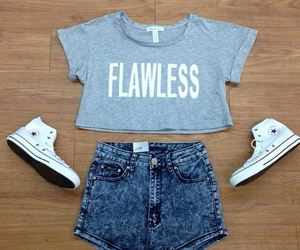 fashion, outfit, and flawless image